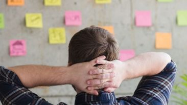 Seeking help from the entrepreneurial community