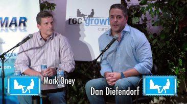 RocGrowth Candids 2018-09-05 • Dan Diefendorf & Mark Oney • Choosing Rochester