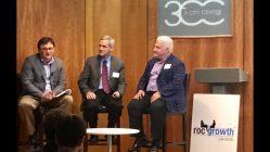 RocGrowth Candids 2019-09-04 • George Daddis: Omni-ID & Ralph Dandrea: ITX • Entrepreneurial Leaders