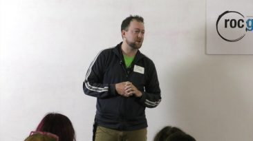 RocGrowth Coffee 2019-06-07 • Jesse Peers • Reconnect Rochester