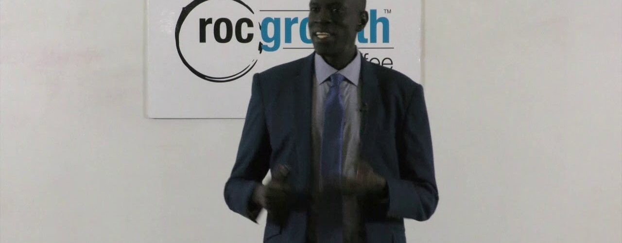 RocGrowth Coffee 2019-06-07 • Salva Dut • Water for South Sudan
