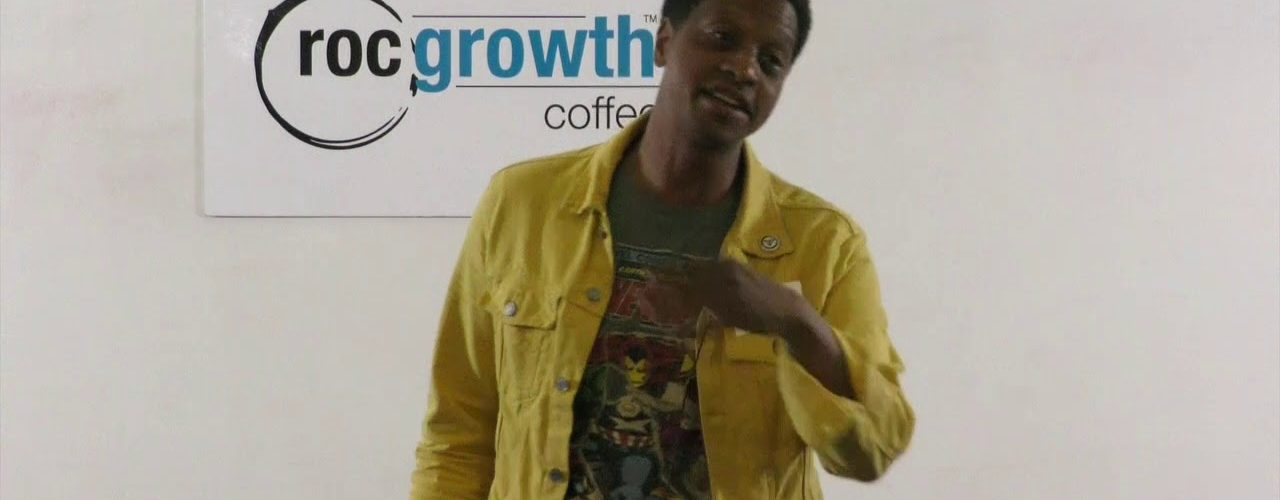 RocGrowth Coffee 2019-06-07 • Shawn Dunwoody • Composers Crossing
