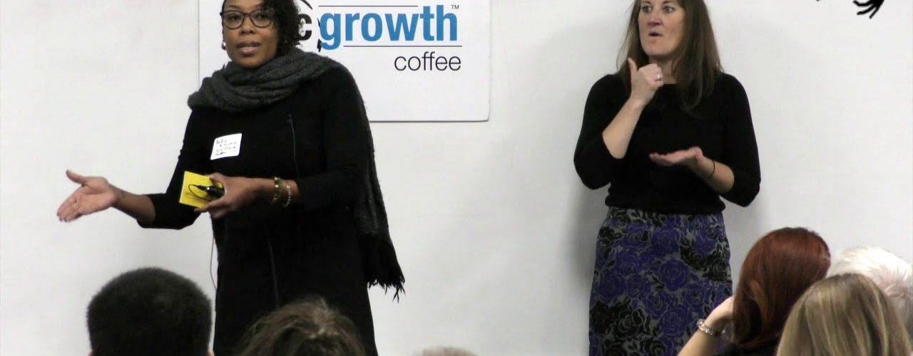 RocGrowth Coffee 2019-12-06 * Ahlia Kitwana * Little Black Buddha