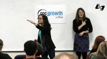 RocGrowth Coffee 2019-12-06 * Annette Ramos * La Marketa