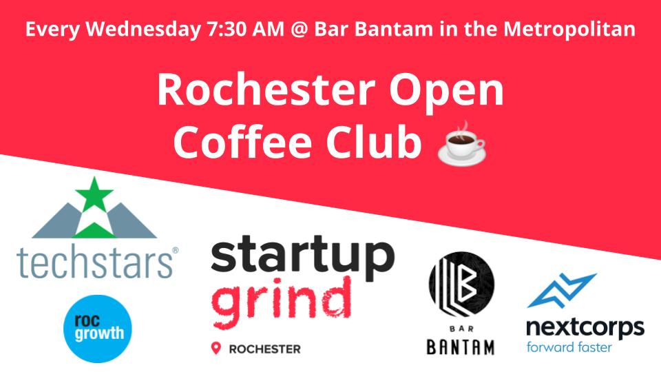 Rochester Open Coffee Club
